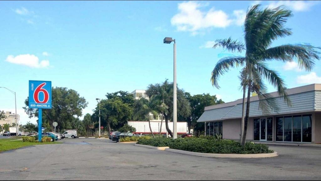 Motel 6 Miami Fl Hotel In Miami Fl ($129+) | Motel6 - Motel 6 Florida Map