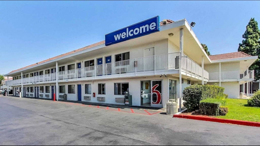 Motel 6 San Jose South Hotel In San Jose Ca ($119+) | Motel6 - Motel 6 California Map