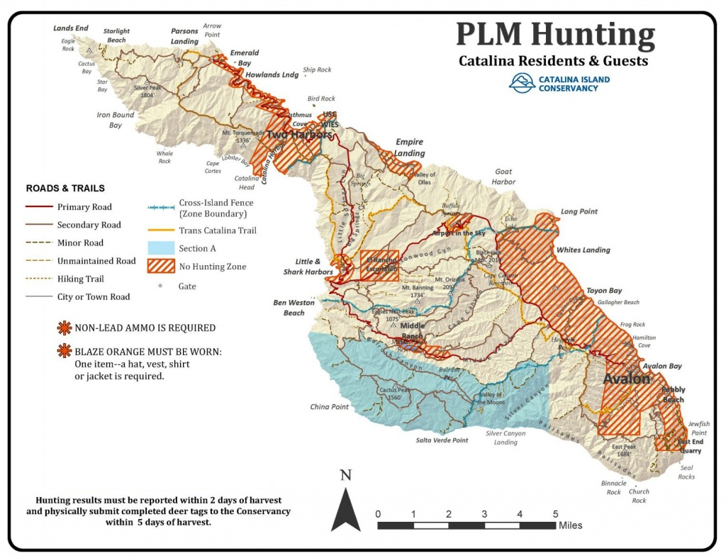 Mule Deer - California Deer Zone Map 2018
