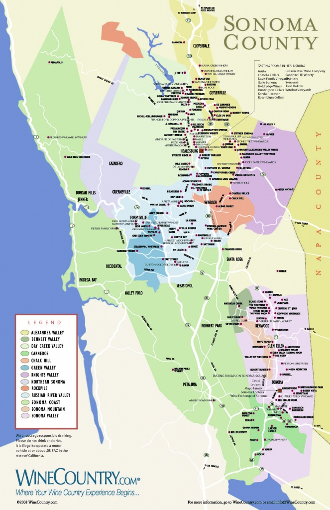My Home <3 Favorite Place! Farm Fresh Food, Fantastic Wine And - Sonoma California Map