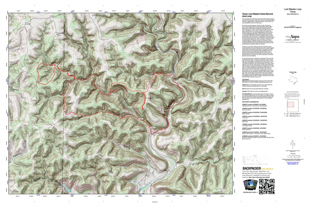Mytopo | Custom Topo Maps, Aerial Photos, Online Maps, And Map Software - Topographical Map Of Texas Hill Country