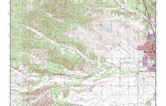 Mytopo Red Bluff West, California Usgs Quad Topo Map   Red Bluff California Map