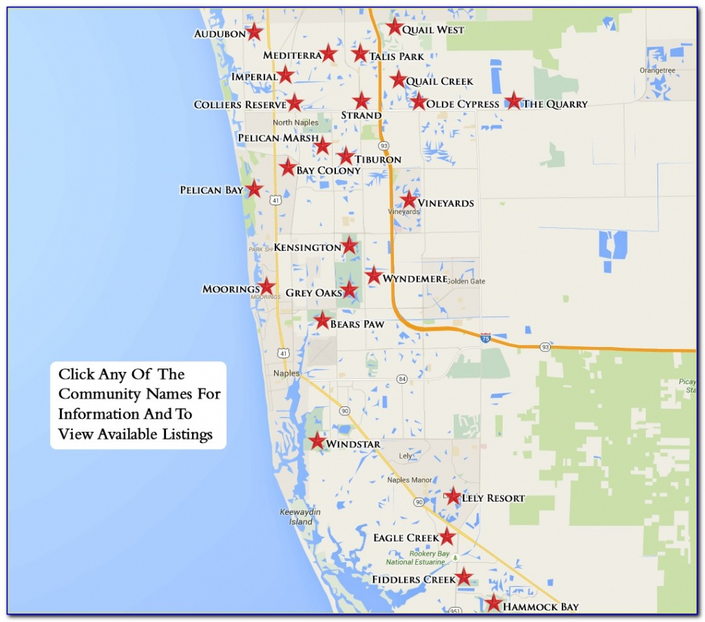 Naples Florida Real Estate Map Search - Maps : Resume Examples - Naples Florida Real Estate Map Search