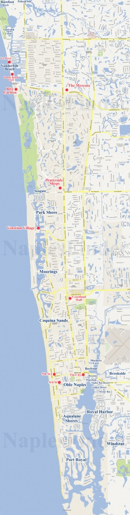Naples Waterfront Boating Homes - Naples Florida Real Estate Map Search