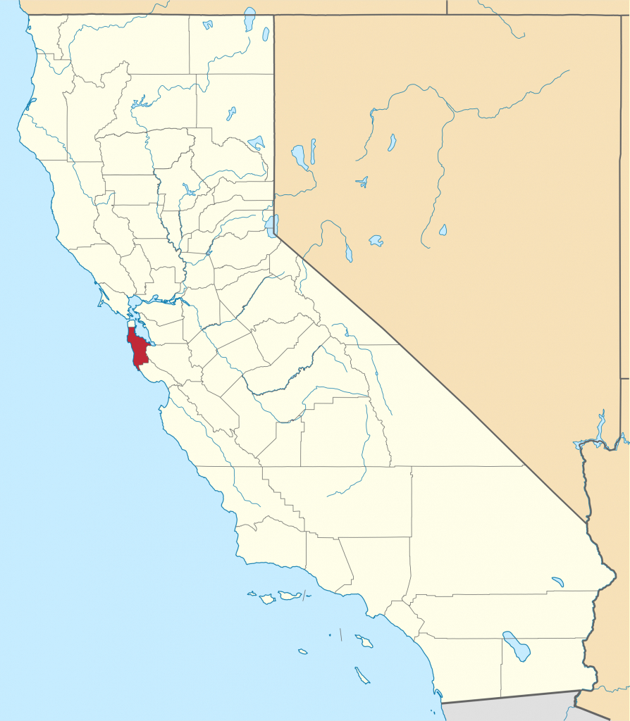 National Register Of Historic Places Listings In San Mateo County - San Bruno California Map