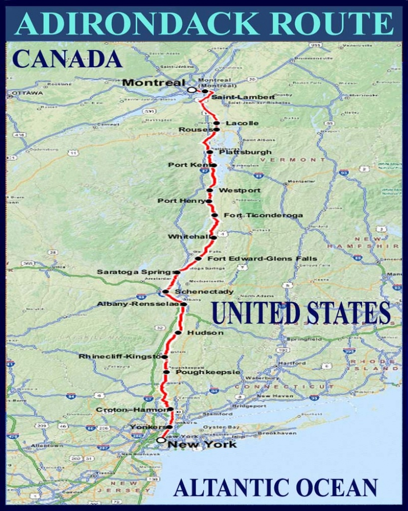 National Train Route Guide And Railway Information Directory - Amtrak Florida Route Map