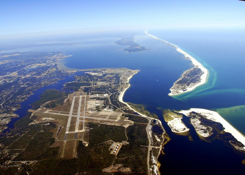 Naval Air Station Pensacola - Wikipedia - Florida Navy Bases Map