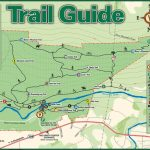 Ned Smith Center Lands And Trails | Ned Smith Center For Nature And Art   Printable Hiking Maps