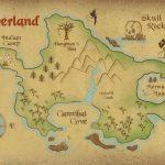 Neverland Map Printable | Freebie! Neverland Map Download | Kids   Printable Neverland Map