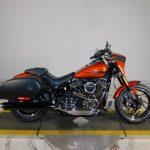 New 2019 Harley Davidson Softail Sport Glide Flsb Softail In Renton   Texas Harley Davidson Dealers Map