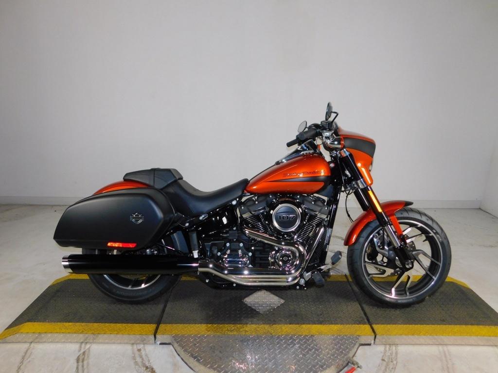 New 2019 Harley-Davidson Softail Sport Glide Flsb Softail In Renton - Texas Harley Davidson Dealers Map