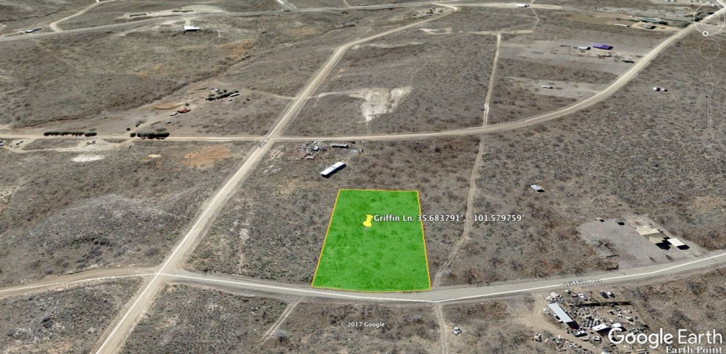 Nice 1 Acre Lot Near Lake Meredith, Griffin Ln. Fritch, Texas - Landpin - Fritch Texas Map
