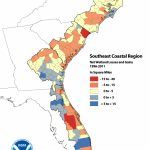 Noaa Analysis Reveals Significant Land Cover Changes In U.s. Coastal   Florida Wetlands Map
