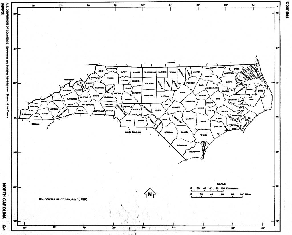 North Carolina Amazing North Carolina Map Outline - Diamant-Ltd - Printable Nc County Map