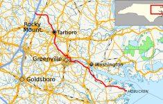 North Carolina Highway 33   Wikipedia   Printable Street Map Of Greenville Nc