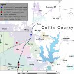 North Central Texas Council Of Governments   Collin County   Collin County Texas Map