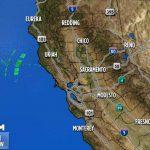 Northern California | Abc7News   California Weather Map