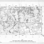 Numbered Report 15 | Texas Water Development Board   Gaines County Texas Section Map
