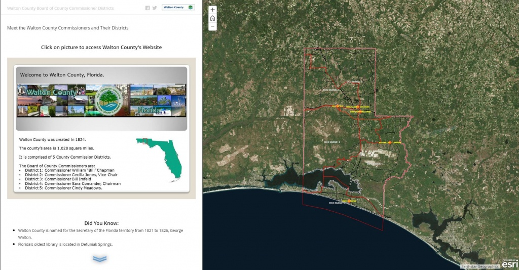 Nwfl Gis User Group Digital Media Spring 2016 | University Of West - Bay County Florida Gis Maps