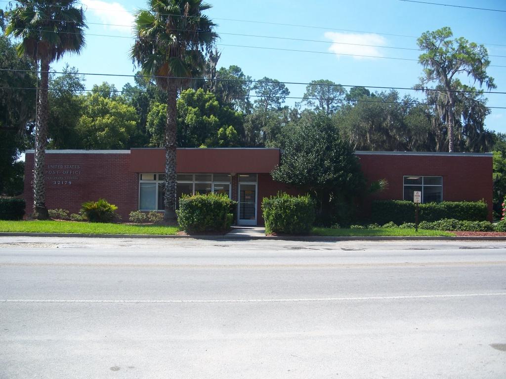 Ocklawaha, Florida - Wikipedia - Ocklawaha Florida Map