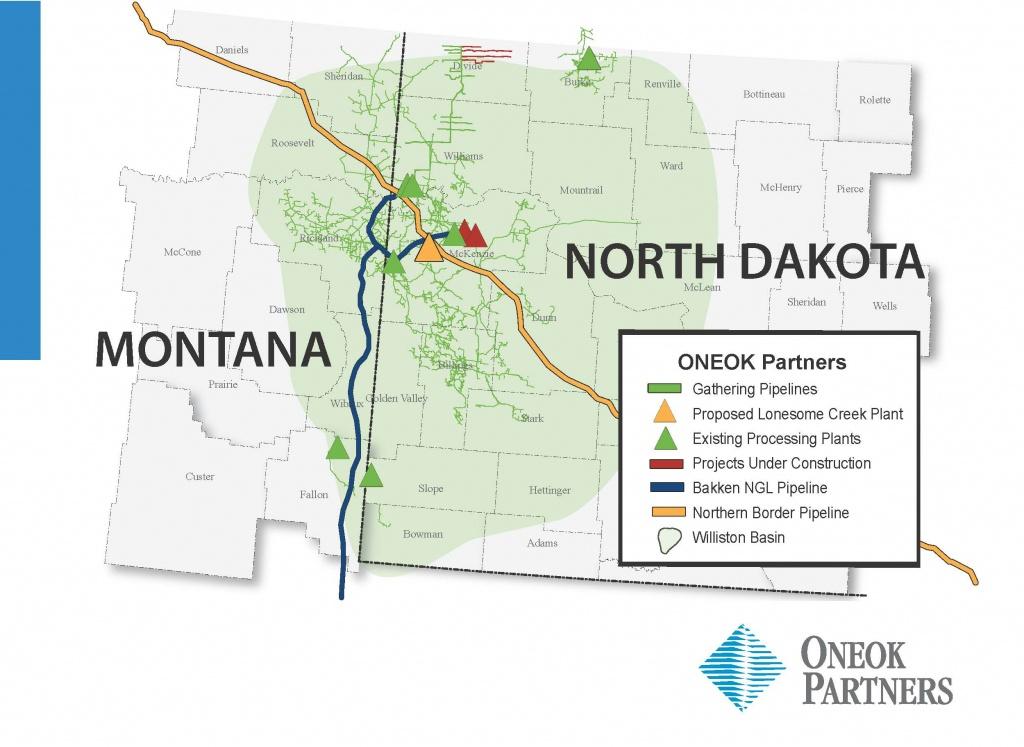 Oke-Oks Growth Proj News Release - Oneok Pipeline Map Texas