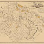Old County Map   Fort Bend Texas Landowner   1882   Topographic Map Of Fort Bend County Texas