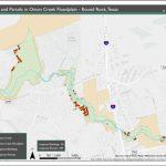 Onion Creek Flooding Hazard Map – Gislibrarian   Round Rock Texas Flood Map