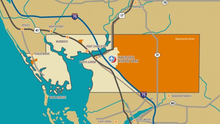 Florida Airparks Map