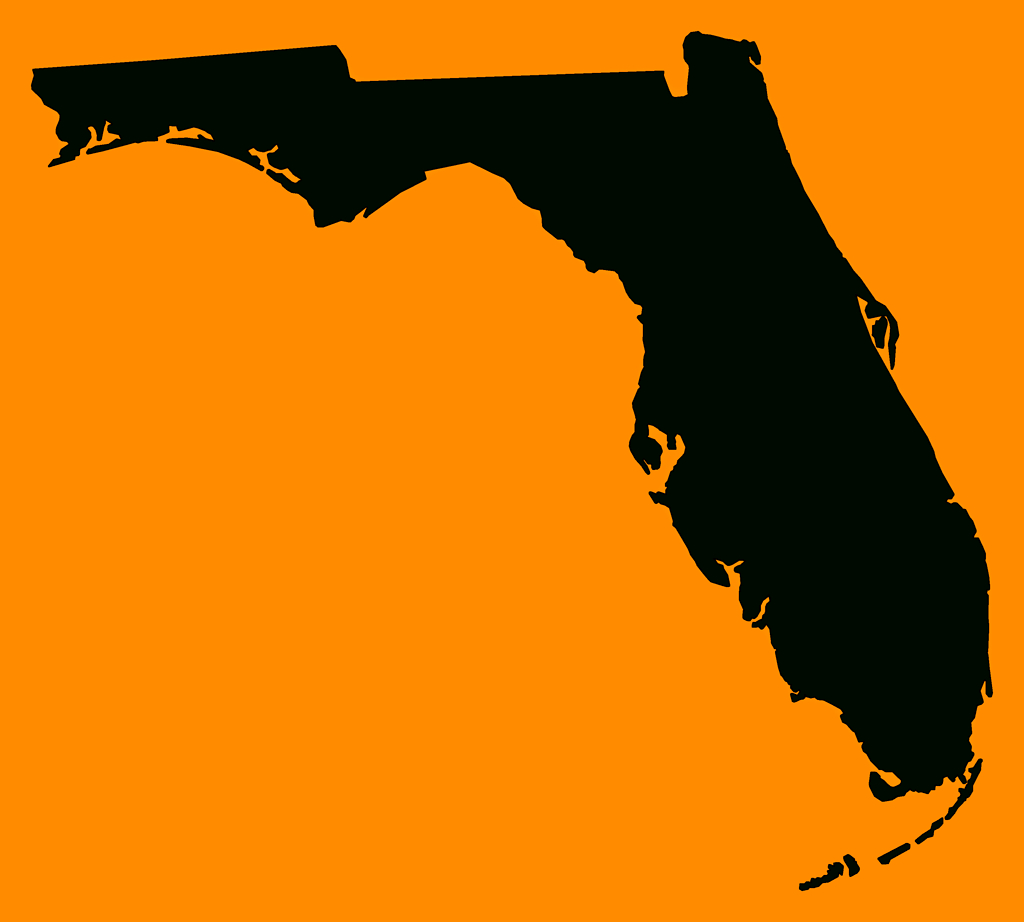 Orange Florida Map | Danielrossi - Orange Florida Map