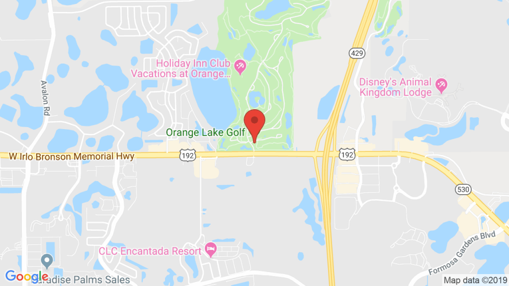 Orange Lake Resort In Kissimmee, Fl - Concerts, Tickets, Map, Directions - Orange Lake Florida Map