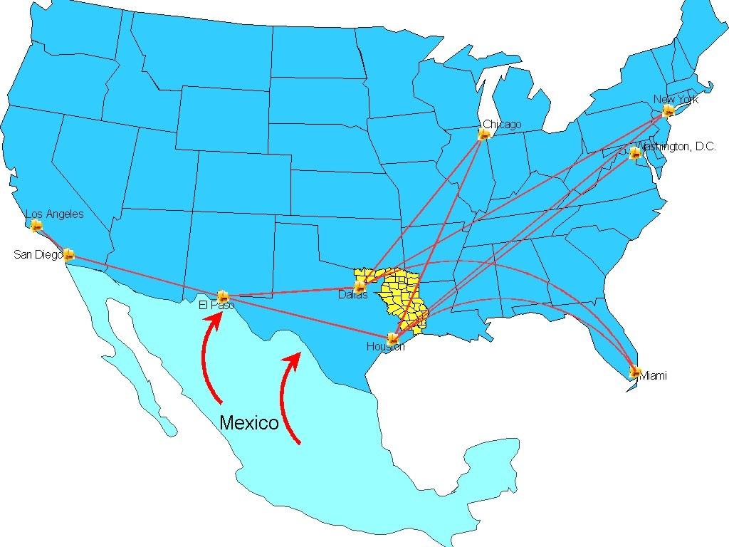 Organized Crime Drug Enforcement Task Force   Usao-Edtx   Department - Texas Crime Map