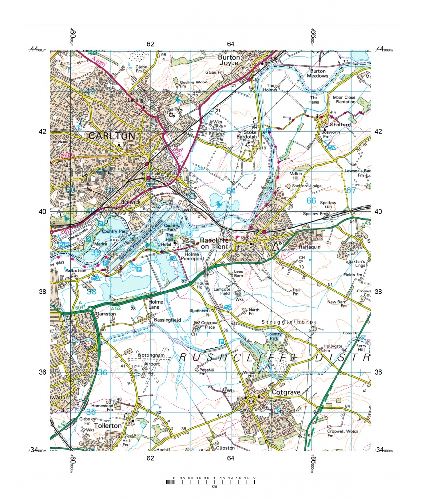Os Small Scale Mapping | John E. Wright - Printable Os Maps