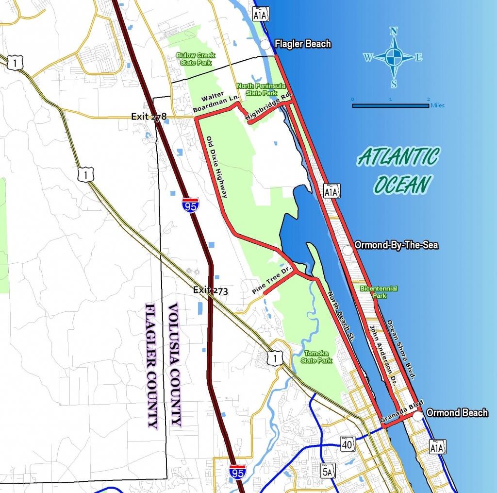 Oslt_Home - Florida Public Beaches Map
