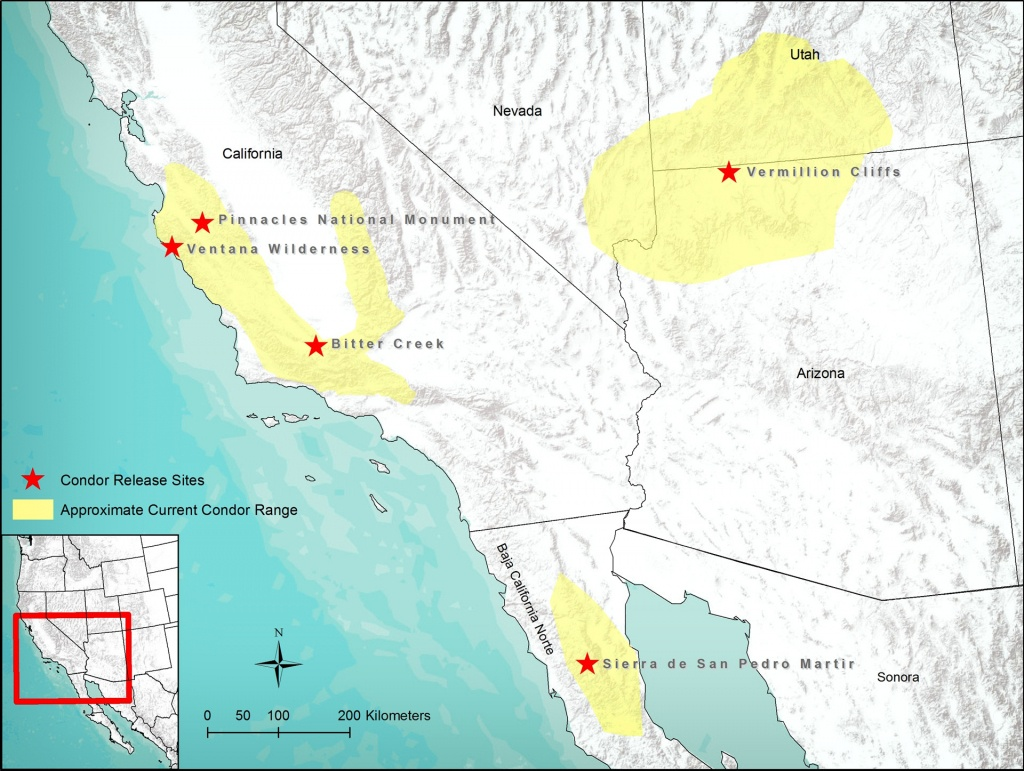 Our Programs | Pacific Southwest Region - California Lead Free Hunting Map