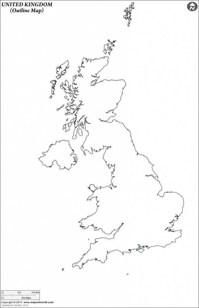 Outline Map Of United Kingdom | Art Projects | Map, Map Outline - Uk Map Outline Printable
