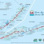 Overseas Heritage Trail | Florida Hikes!   Upper Florida Keys Map