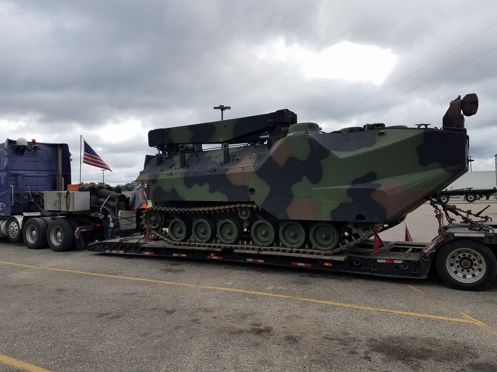 Oversize Load - Military Equipment - Wcs Permits And Pilot Cars - California Oversize Curfew Map
