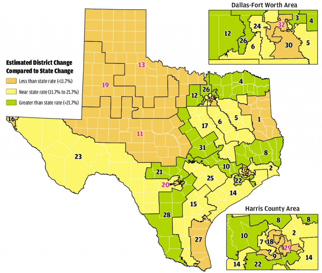 Paintingnumbers: It's Redistricting Time Again! Wherein We - Texas State House District Map