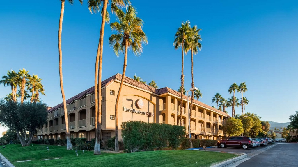 Palm Desert, Ca Hotel – Best Western Plus Palm Desert - Map Of Best Western Hotels In California