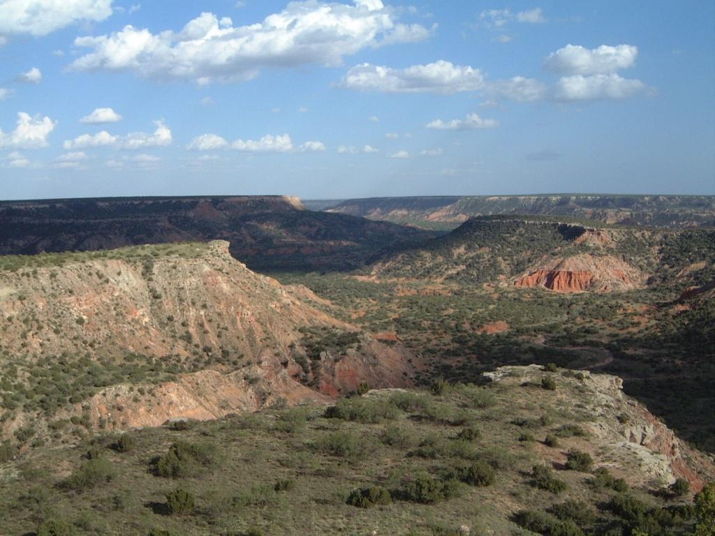 Palo Duro Canyon - Wikipedia - Palo Duro Canyon Map Of Texas