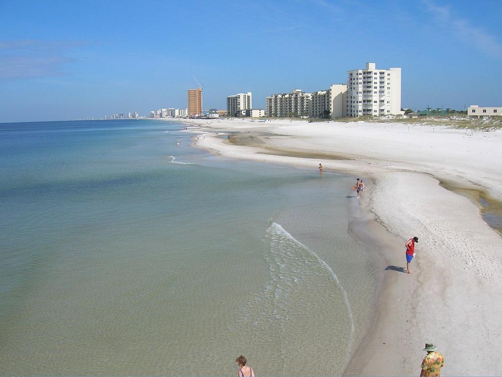 Panama City Beach, Florida - Wikipedia - Google Maps Panama City Beach Florida