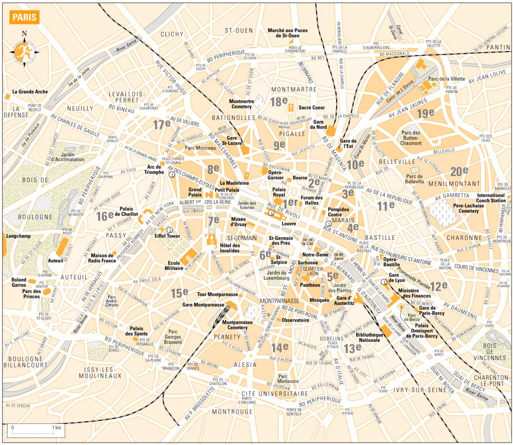 Paris Party - Print Maps Of Paris? | Keren's Bridal Shower | Paris - Printable Map Of Paris Tourist Attractions