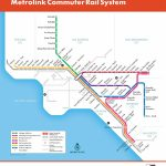 Passenger Rail   Riverside County Transportation Commission   Southern California Metrolink Map