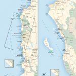 Pch In California: Pacific Coast Highway Beaches | Road Trip Usa   Beach Map Of California