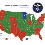 Permit To Carry Maps | Mn Firearms Training   Florida Concealed Carry Permit Reciprocity Map