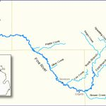 Pine River (Manistee River)   Wikipedia   Michigan River Map Printable