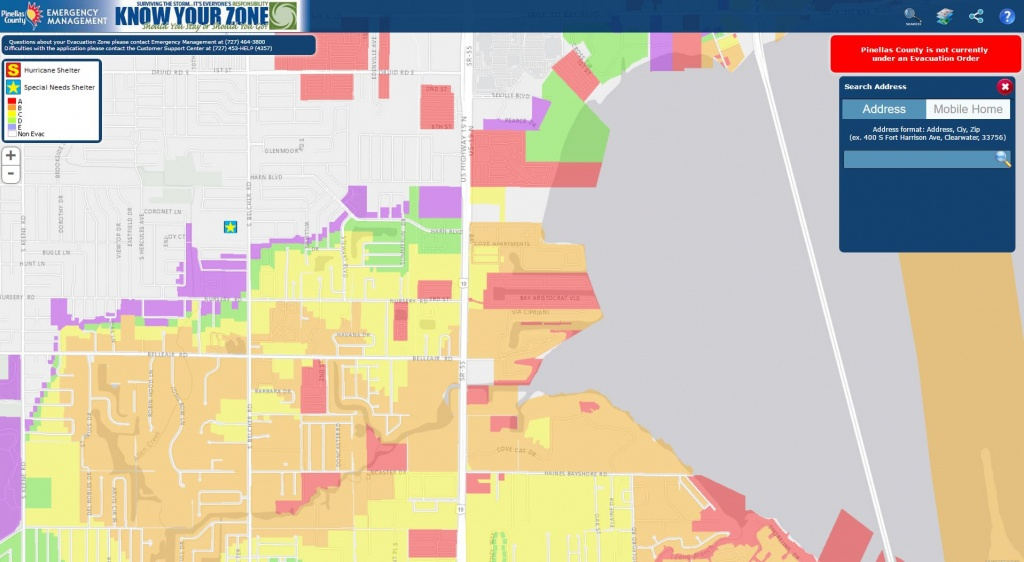 Pinellas County Enterprise Gis - Interactive Florida County Map