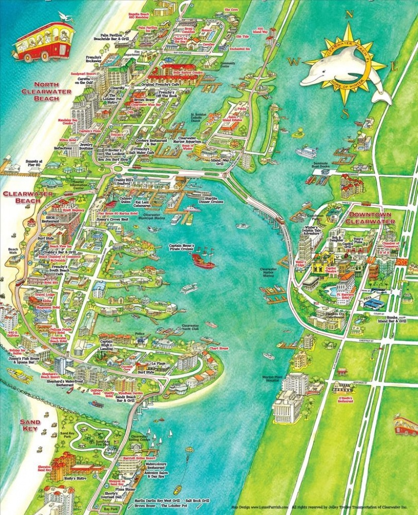 Pinkimberly Win On Florida In 2019 | Clearwater Beach Florida - Clearwater Beach Florida Map