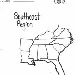 Pinnadine Castro On School | Us Map Printable, Map, Us Map   Printable Map Of Southeast Us