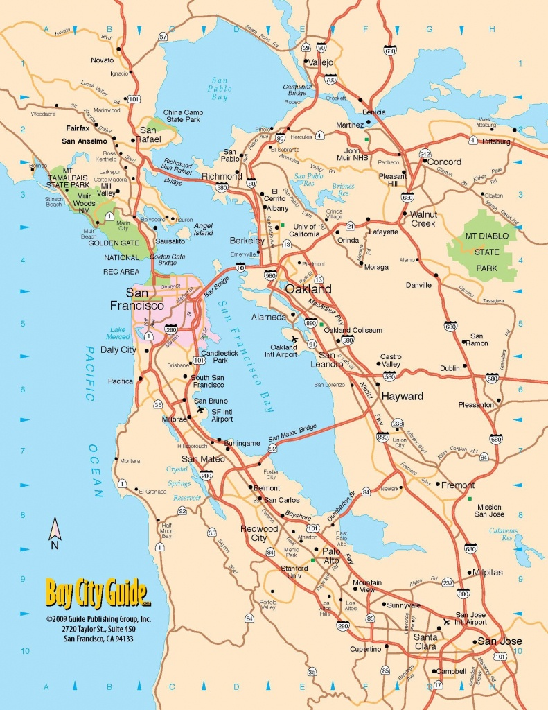 Pinshow Liu On Places To Visit   Tourist Map, San Francisco - Map Of Bay Area California Cities
